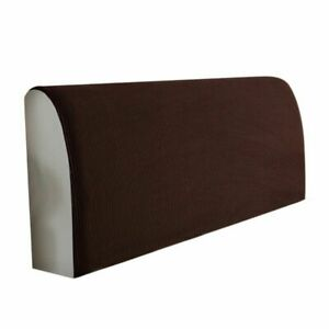 Solid Headboard Cover Protect Cover Household Soft Home Bedroom Decor Dust Cover