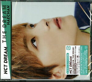 NCT DREAM-THE DREAM (HAECHAN VER.)-JAPAN CD Ltd/Ed D73