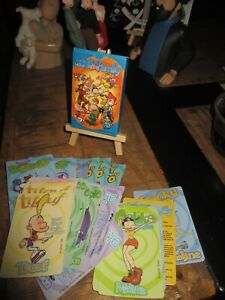 Glénat-Ancien jeu de cartes,Titeuf- collector