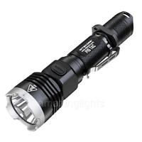 NITECORE P16TAC 1000 Lumen Compact Tactical and Hunting LED Flashlight & Holster