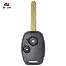 New Keyless Entry Remote Car Key Fob 433Mhz ID48 for Honda Civic CRV Jazz HRV