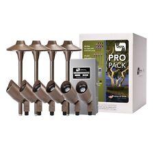 Vista Outdoor Landscaping Lighting Pro Pack Kit