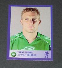N°370 PERQUIS AS SAINT-ETIENNE ASSE VERTS PANINI FOOTBALL FOOT 2006 2005-2006
