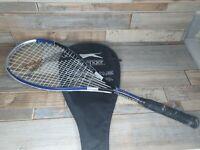 Slazenger Squash Racket XTREME Titanium - With Cover