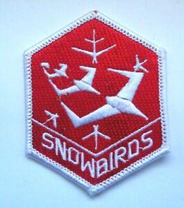 Canadian Snowbirds Plane Patch