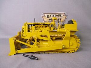 CCM Cat D4 Crawler Tractor with Blade  Caterpillar Gilson Riecke   1/16   Used