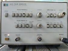 HP Agilent 8011A PULSE Generator