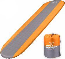 Self Inflating Camping Pad Mattress Inflating Camping Mat Outdoor Sleeping Foam