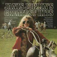 JANIS JOPLIN - GREATEST HITS - VINYL *BRAND NEW & SEALED LP*
