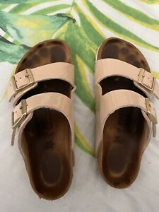 Birkenstocks Size 3 Well Worn And Loved