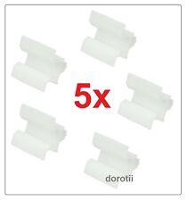 5x ROMIX C60664 Upholstery clip 383372 Citroen Peugeot 8329R7 , 8331C6