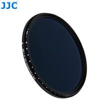 JJC 82mm ND2-ND400 Variable Neutral Density(ND) Filter W/a Dedicated Filter Case