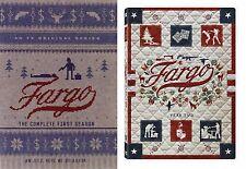 Fargo Seasons 1 2 Complete Series DVD Set Collection TV Show Episode Bundle All