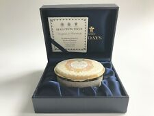 Halcyon Days Enamels Royal Baby Birth Of Princess Charlotte Box - Limited 150