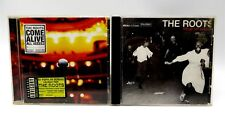 The Roots - Things Fall Apart & Come Alive All Access CD's