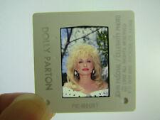 Original Press Photo Slide Negative - Dolly Parton - 1992 - G
