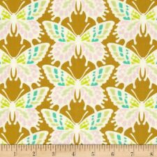 1/2 Yd Half yard Clementine PWHB055 Ginger Flutterby Heather Bailey, butterfly