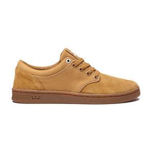 Supra Skateboard Shoes Chino Court Tan-Gum