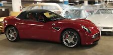 New Alfa Romeo 8C Spider and Competizione RARE OPTIONAL Wheels new with tires