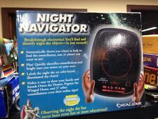 Electronic Excalibur Night Navigator Constellation, Star or Planet Finder Toy