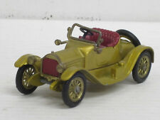 Cadillac 913 Roadster in gold, Matchbox Yesteryear, 1:43 ?, o.OVP