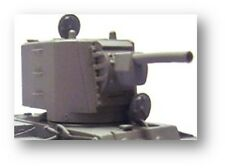 Milicast BR37 1/76 Resin WWII Russian KVI (1939 Model)