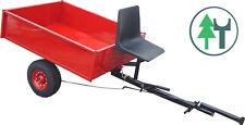 Anhänger HV350 Einachsanhänger für Einachser Einachsschlepper Bertolini BCS