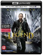 I AM LEGEND (Will Smith) (4K ULTRA HD) - Blu Ray -  Region free
