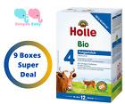 Holle Stage 4 Organic Formula 9 Boxes 600g Free Shipping - Holle 4 Formula