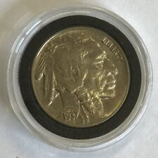 More details for u.s.a. united states of america 1937 nickel 5 five cents coin