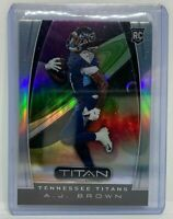 AJ Brown Tennessee Titans Rookie 2019 Chronicles Titan RC #T7