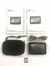 Nextar Q4 GPS Navigation System Bundle W/ Case USB Cable Manuals & Maps SD Card