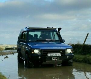 Land Rover Discovery 2 PURSU TD5 manual 2004 low mileage 62K off roader 2 owners