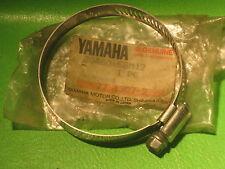 YAMAHA WRA650 WRA700 WAVE RUNNER III EXHAUST HOSE CLAMP OEM #90460-58M12-00