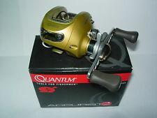 Quantum Accurist 2 501cx Lefty Baitcaster Fishing Reel