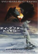 The Day After Tomorrow - Original Japanese Chirashi Mini Poster style C