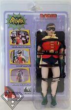 "ROBIN TIED UP ON TABLE DC Batman Classic 1966 TV Series 8"" Retro Figure 2015"
