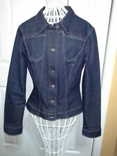 Baby Phat Denim Jacket  Womens Size Large  Button down.