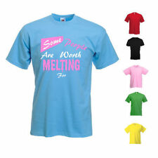 Fruit of the Loom Cotton Blend Personalised T-Shirts for Men