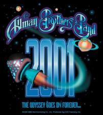 Allman Brothers Rocket Mushroom Sticker - Decal Music Band Album Art Se271