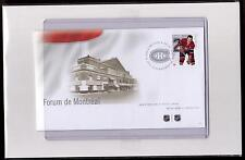DOUG HARVEY 2014 Canada Post First Day of Issue Commemorative Stamp Cover