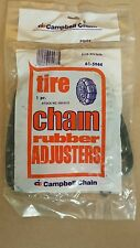 10 SETS snow tire passenger rubber chain adjusters tighteners bungees