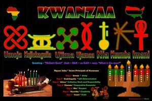 Kwanzaa mat, Kwanzaa decorations, Kwanzaa posters