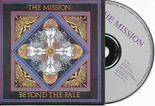 THE MISSION - Beyond the pale CD SINGLE 3TR DUTCH CARDSLEEVE 1988 (MERCUY) RARE!