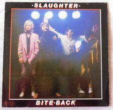 33 TOURS SLAUGHTER BITE BACK VOGUE 508609 en 1980