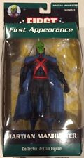 DC Direct First Appearance Series 4 MARTIAN MANHUNTER Collector Action Figure