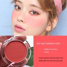 Single Color Long Lasting Blush Powder Matte Face Makeup Contour Cosmetics