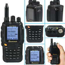 New Wouxun KG-UV8D(Plus) UHF/VHF Duplex -Cross-Band Repeater SOS FM 2-way Radio