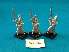 Warhammer - High Elves - Sword Masters of Hoeth x3 - Metal WF154
