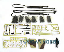 HengLong 1/16 Scale Henschel King Tiger Rc Tank 3888A Plastic Accessories Bag